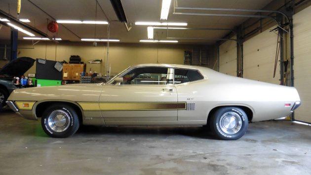 Feel The Thunder: 1970 Ford Torino GT