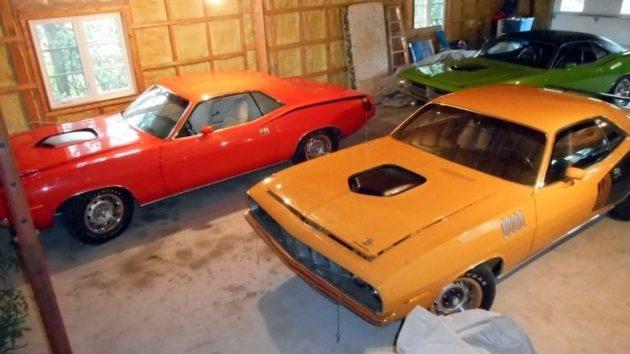 1970 Plymouth Cudas