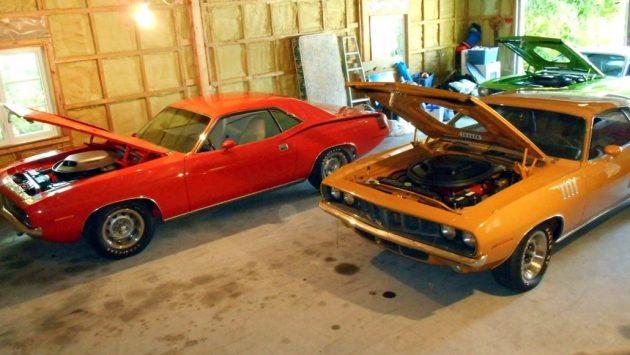 1970 Plymouth Hemi Cudas
