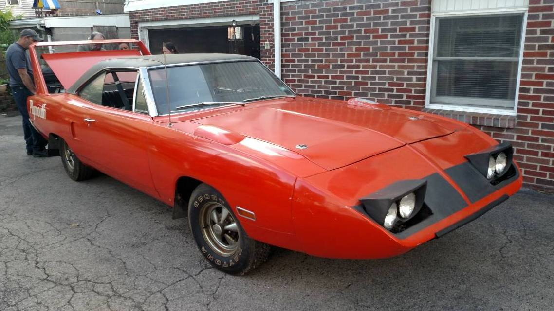 1970 Superbird Project For Sale >> 1970 Plymouth Superbird On Craigslist