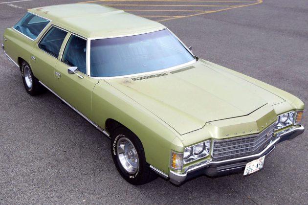 1971 Chevy Kingswood Wagon