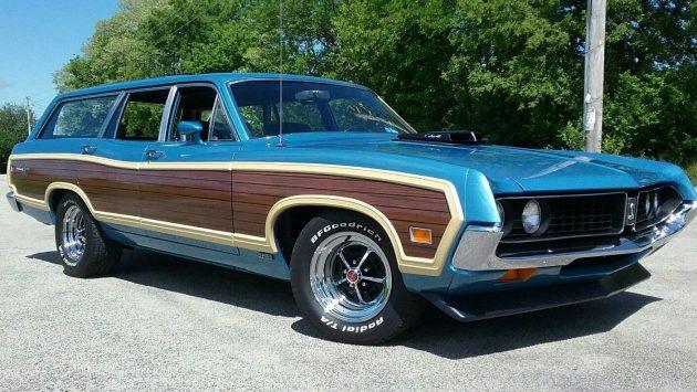 1971 Torino Squire Wagon