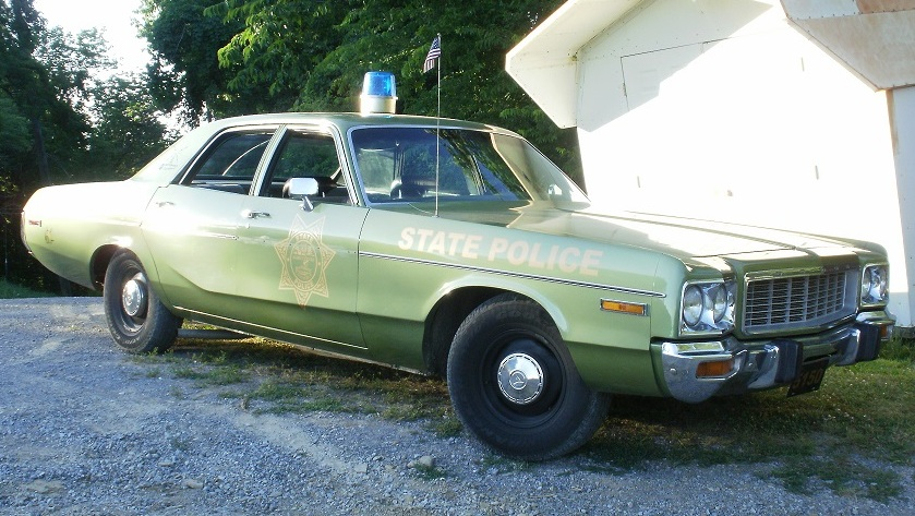 BF Exclusive: 1973 Polara State Trooper Clone