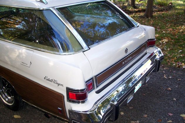 1976 Buick Clam Shell Estate