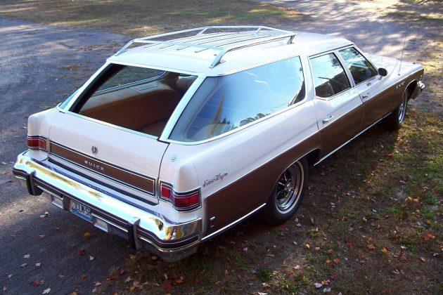 1976 Buick Estate