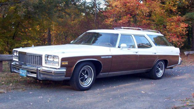 1976 Buick Estate Wagon