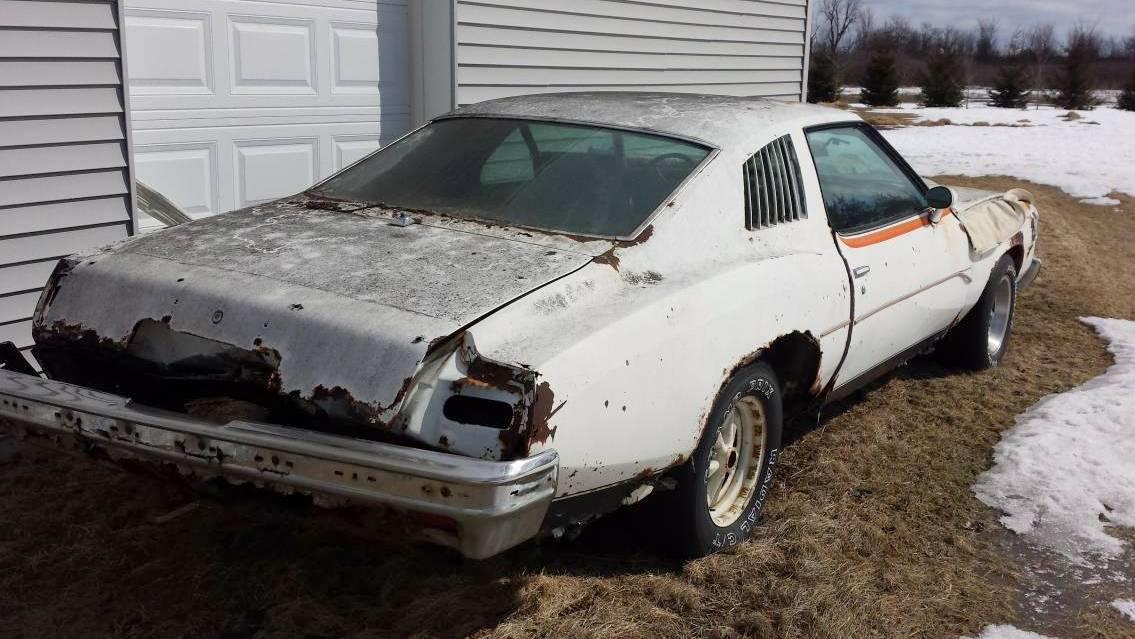 1 Of 1 377 1977 Pontiac Can Am