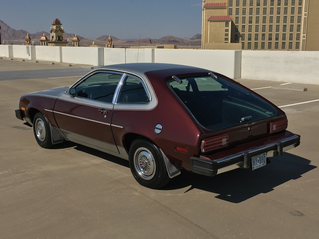 Last Of The Breed: 1980 Ford Pinto