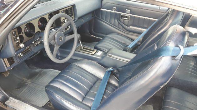 1981 Camaro Interior