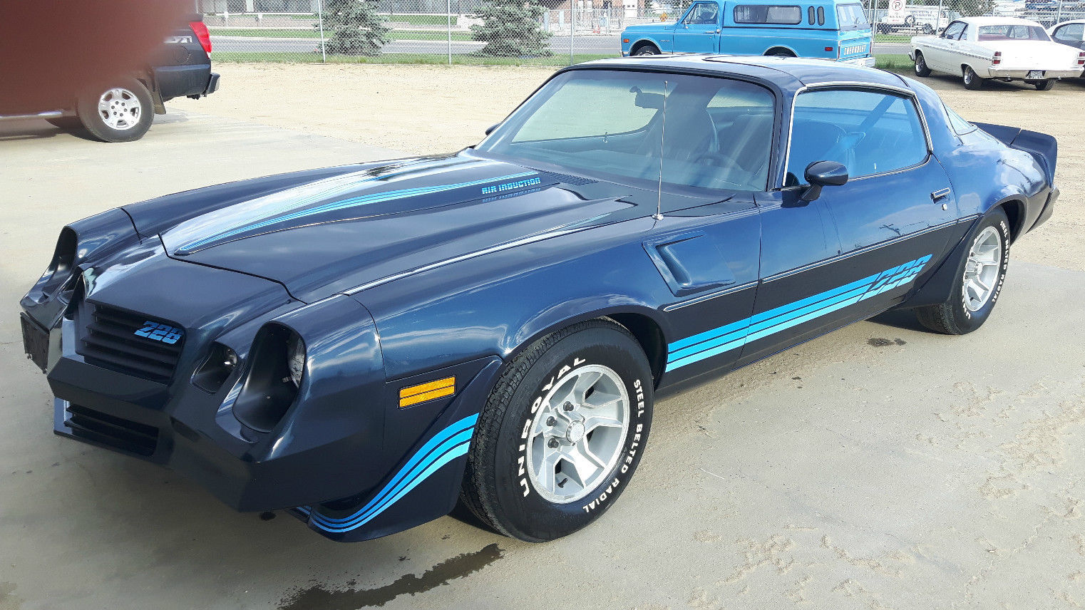 Original Tires 20k Mile 1981 Camaro Z28