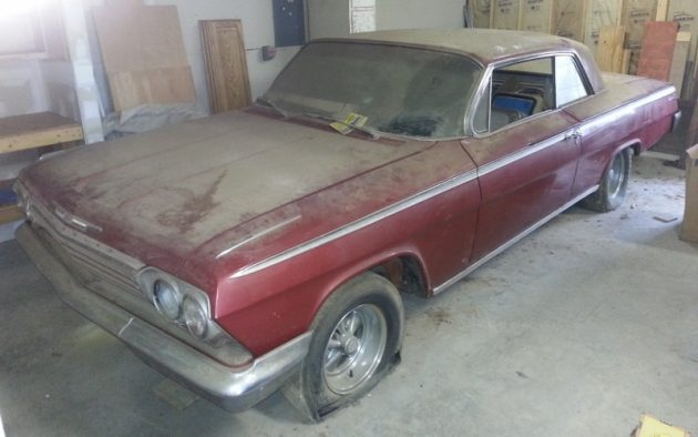 BF Exclusive: 409-Powered 1962 Chevrolet Impala