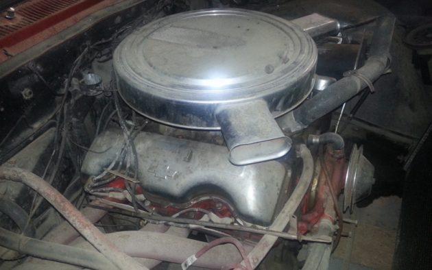 409 V8