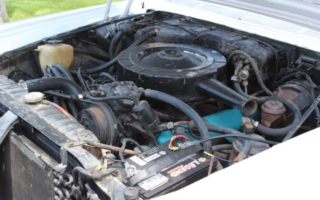 440 V8