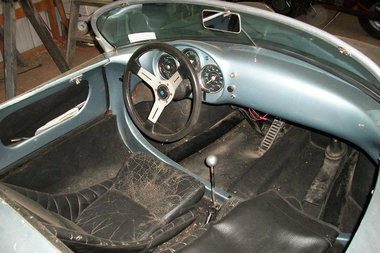 Beck Replica 1955 Porsche 550 Spyder