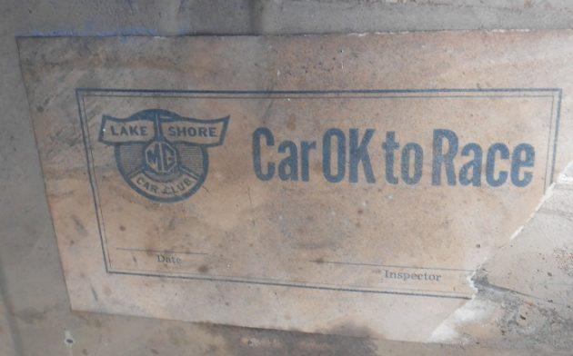 Car OK to Race