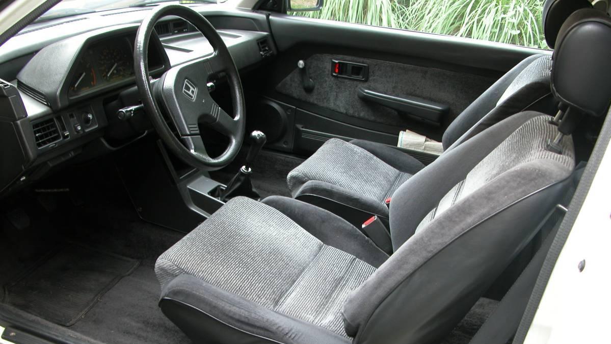 sport injected 1986 honda civic si hatchback. Black Bedroom Furniture Sets. Home Design Ideas