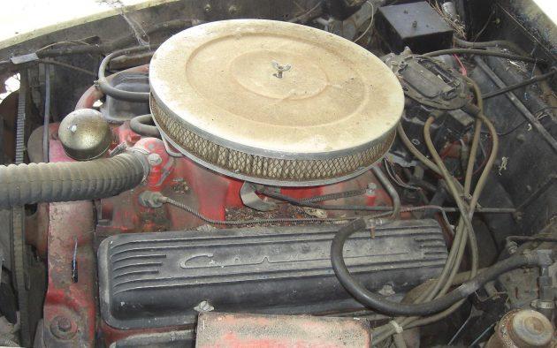 Corvette V8