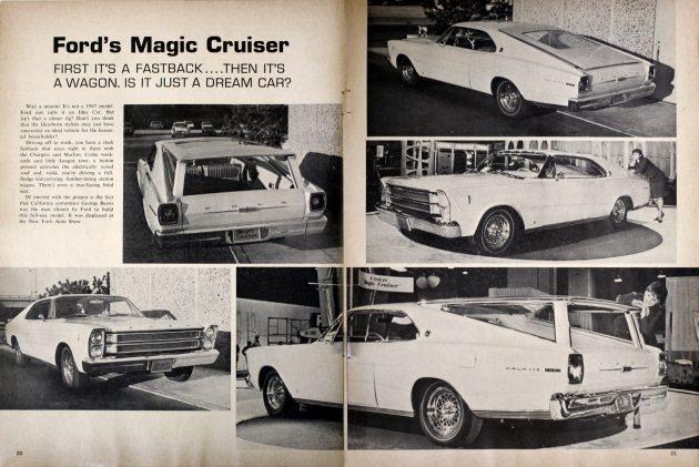 Ford Galaxy Magic Cruiser