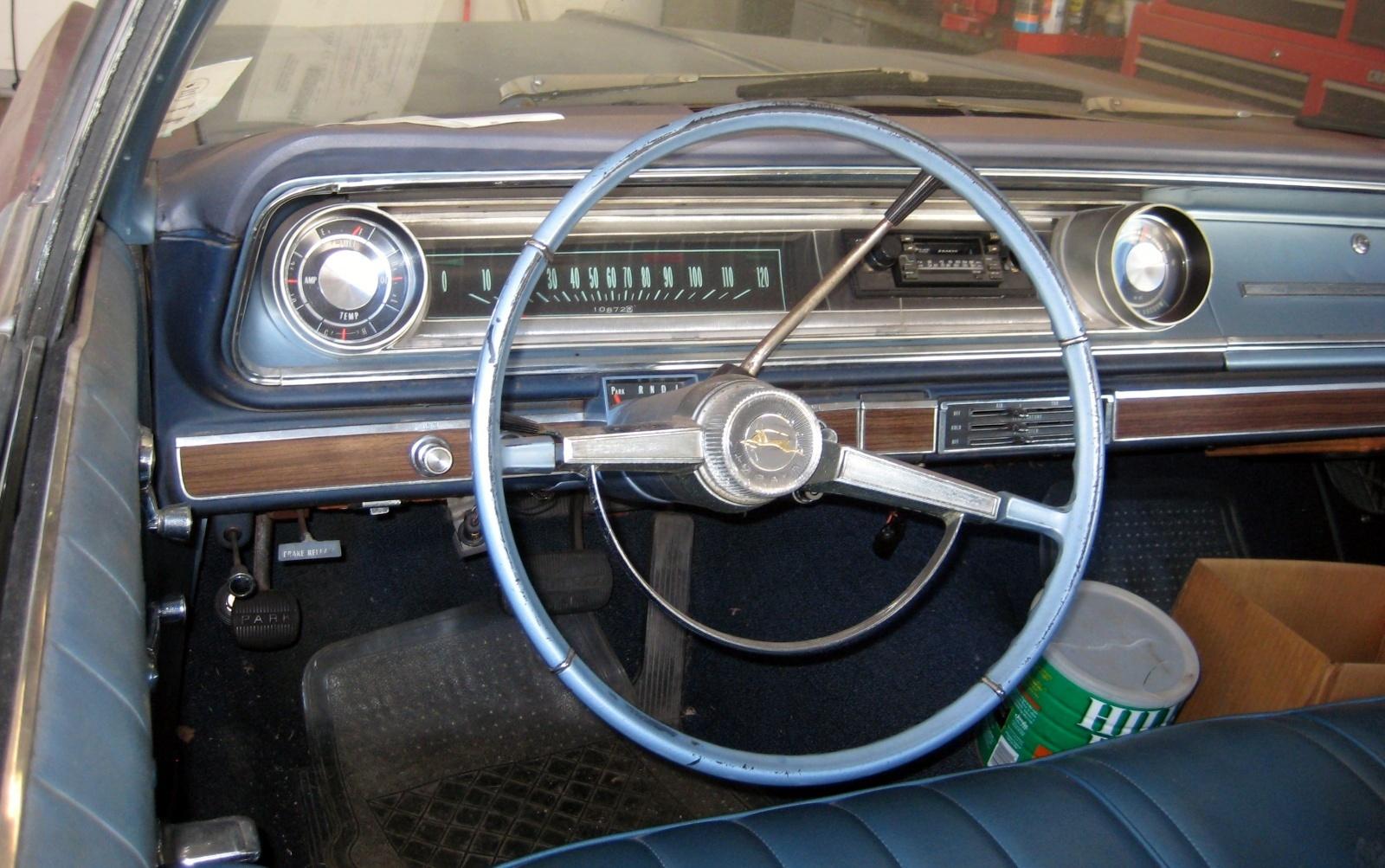 BF Exclusive: 1965 Impala Convertible