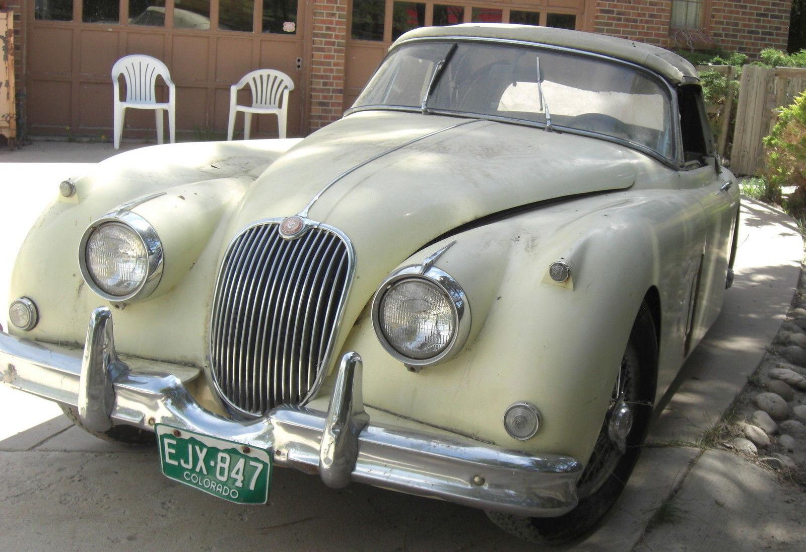 1958 jaguar xk150 hot rod. Black Bedroom Furniture Sets. Home Design Ideas