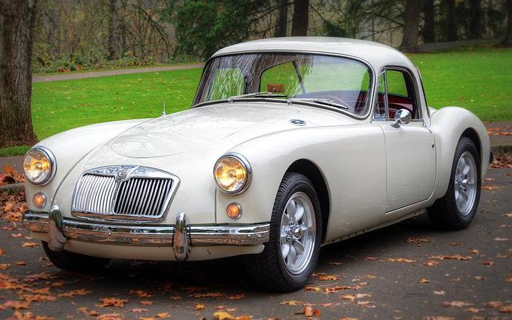 What Color Should We Paint Our Mga