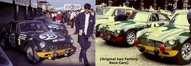 Original Race Cars