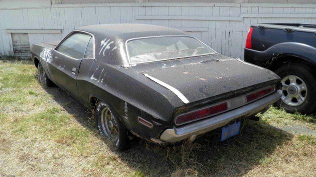Plum Crazy 1970 Dodge Challenger
