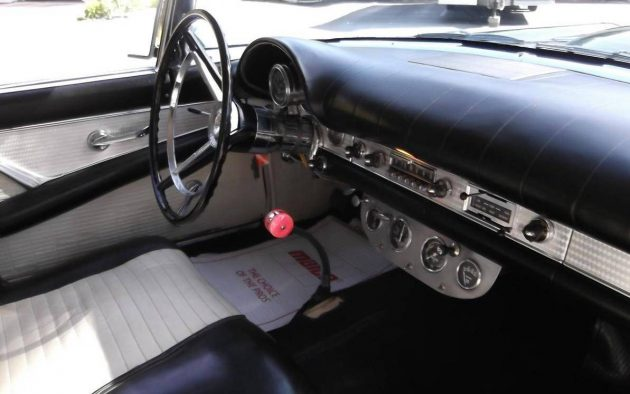 Shifter And Gauges