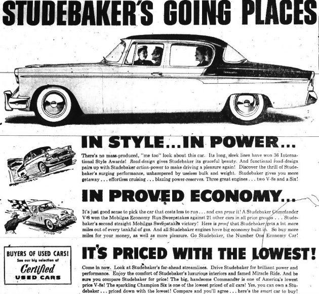 StudebakerAdMay1955