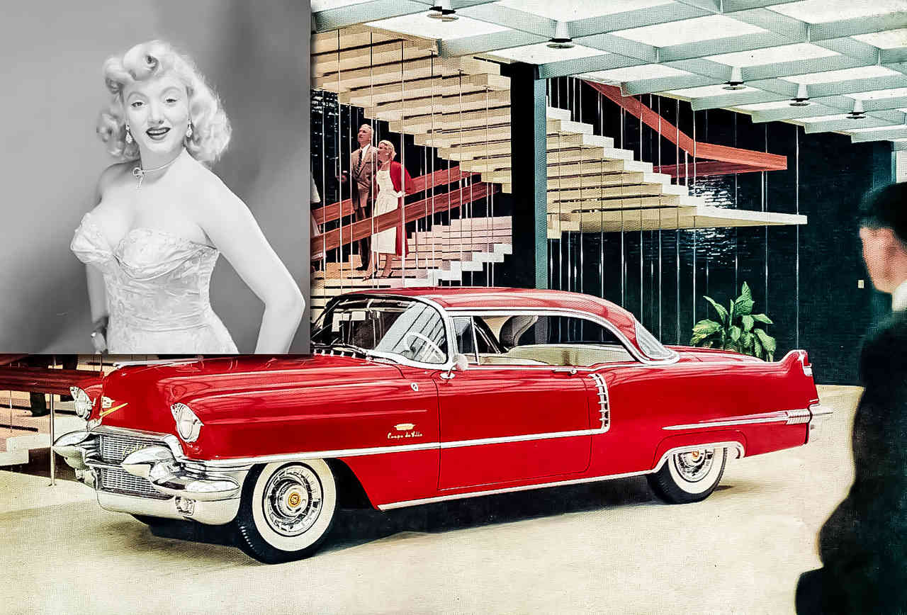 Clip The Clipper 1956 Packard Hardtop
