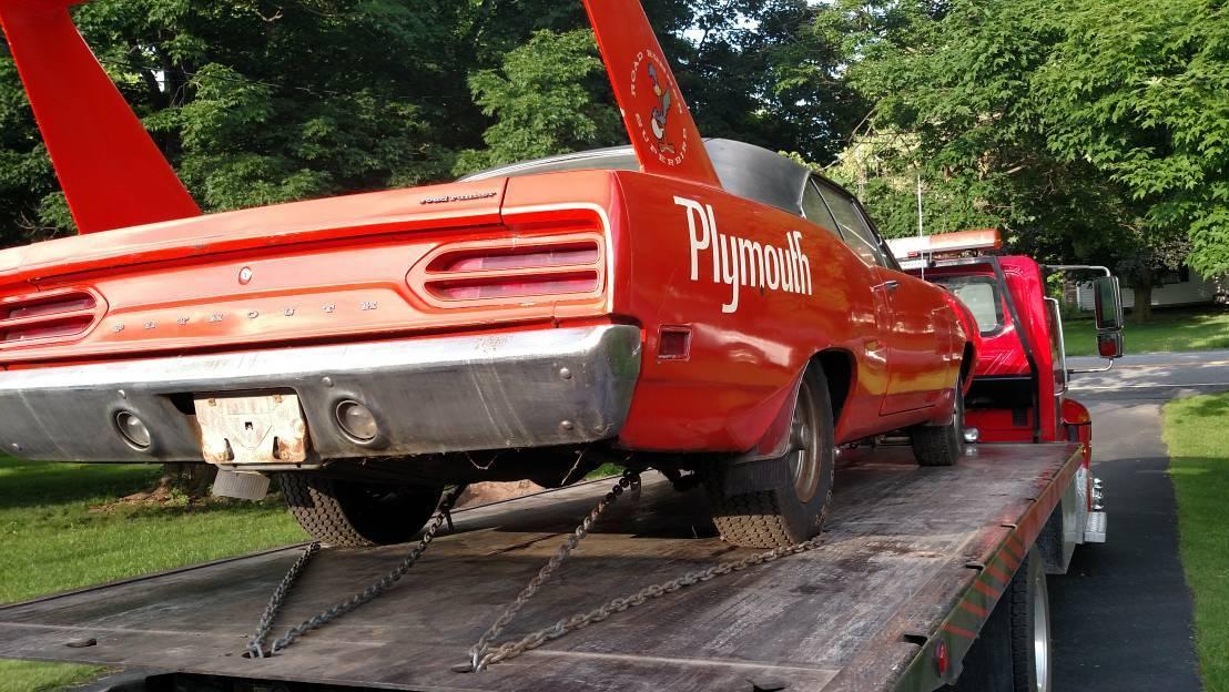 1970 Plymouth Superbird On Craigslist?