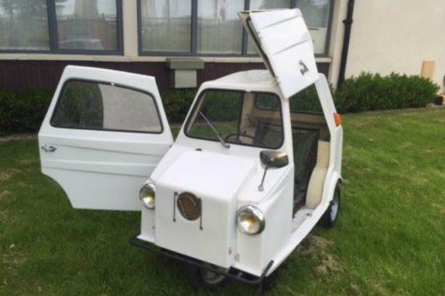 Smaller Than A Mini: 1975 Acoma Mini Comtesse