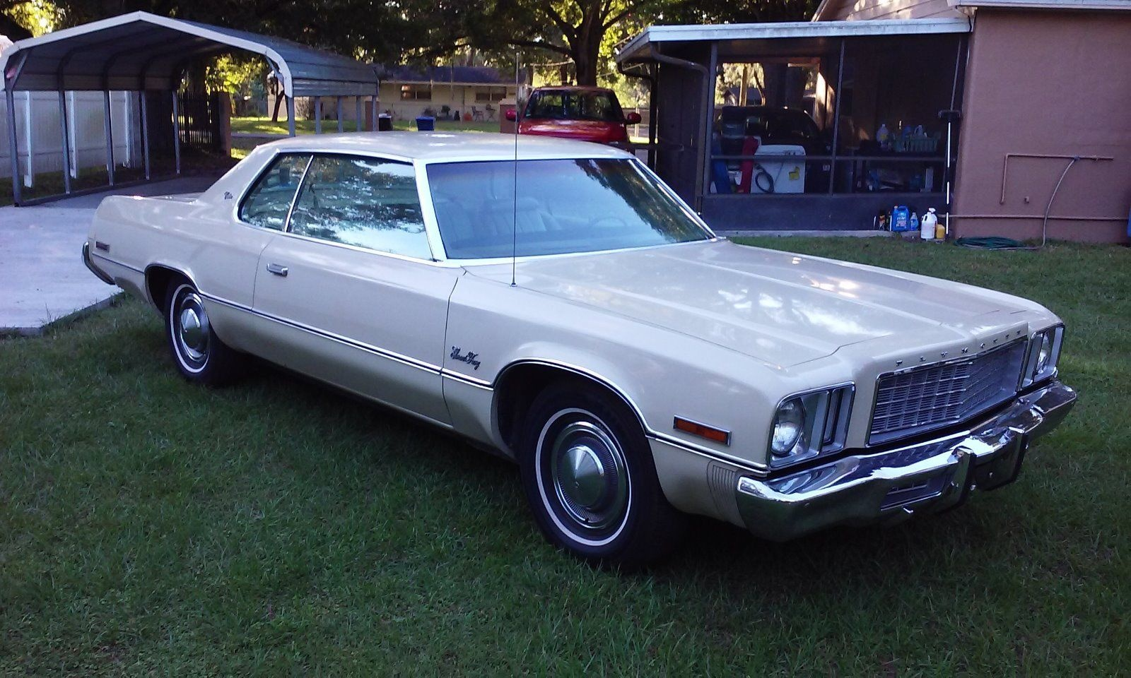 Plymouth Fury Car For Sale