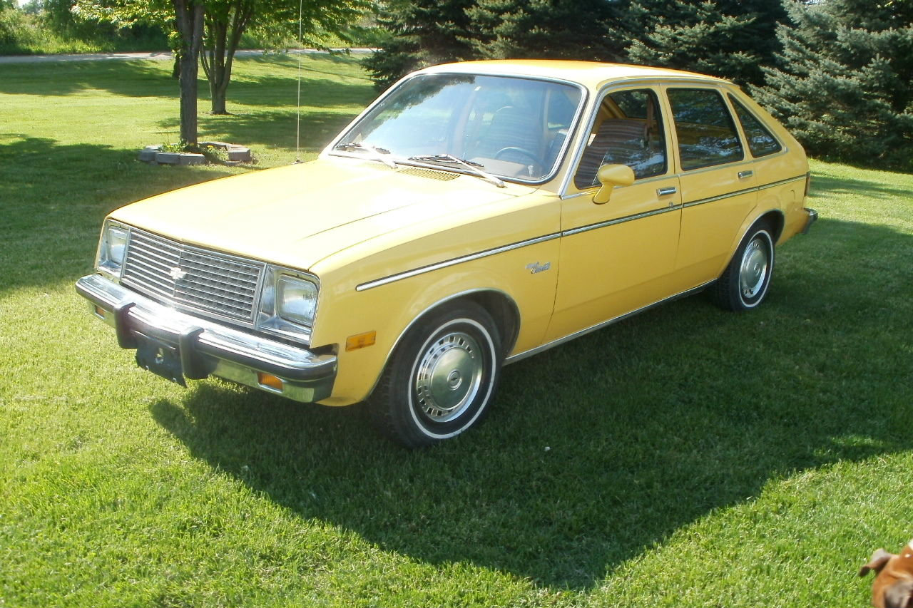 The Car Store >> Short List Remaining: 1980 Chevette Survivor