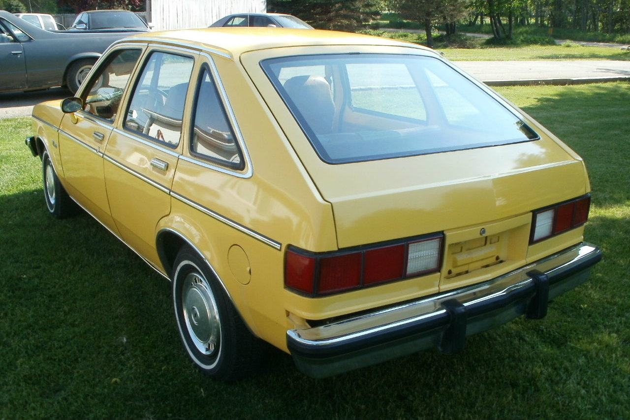 Short List Remaining: 1980 Chevette Survivor