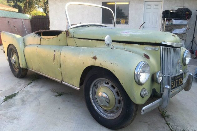One Off! Ford-Based Roadster Find