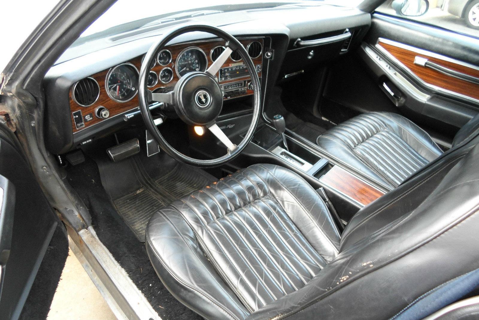 Restovivor Candidate 1977 Pontiac Grand Prix Lj