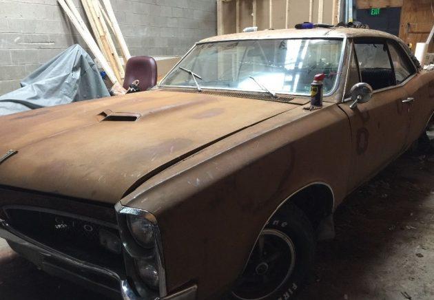 40 Year Family Owned 1967 Pontiac Gto