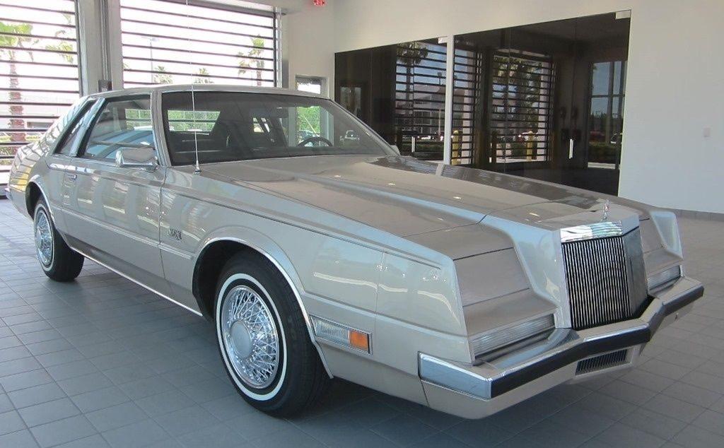 4 797 miles 1981 chrysler imperial. Black Bedroom Furniture Sets. Home Design Ideas