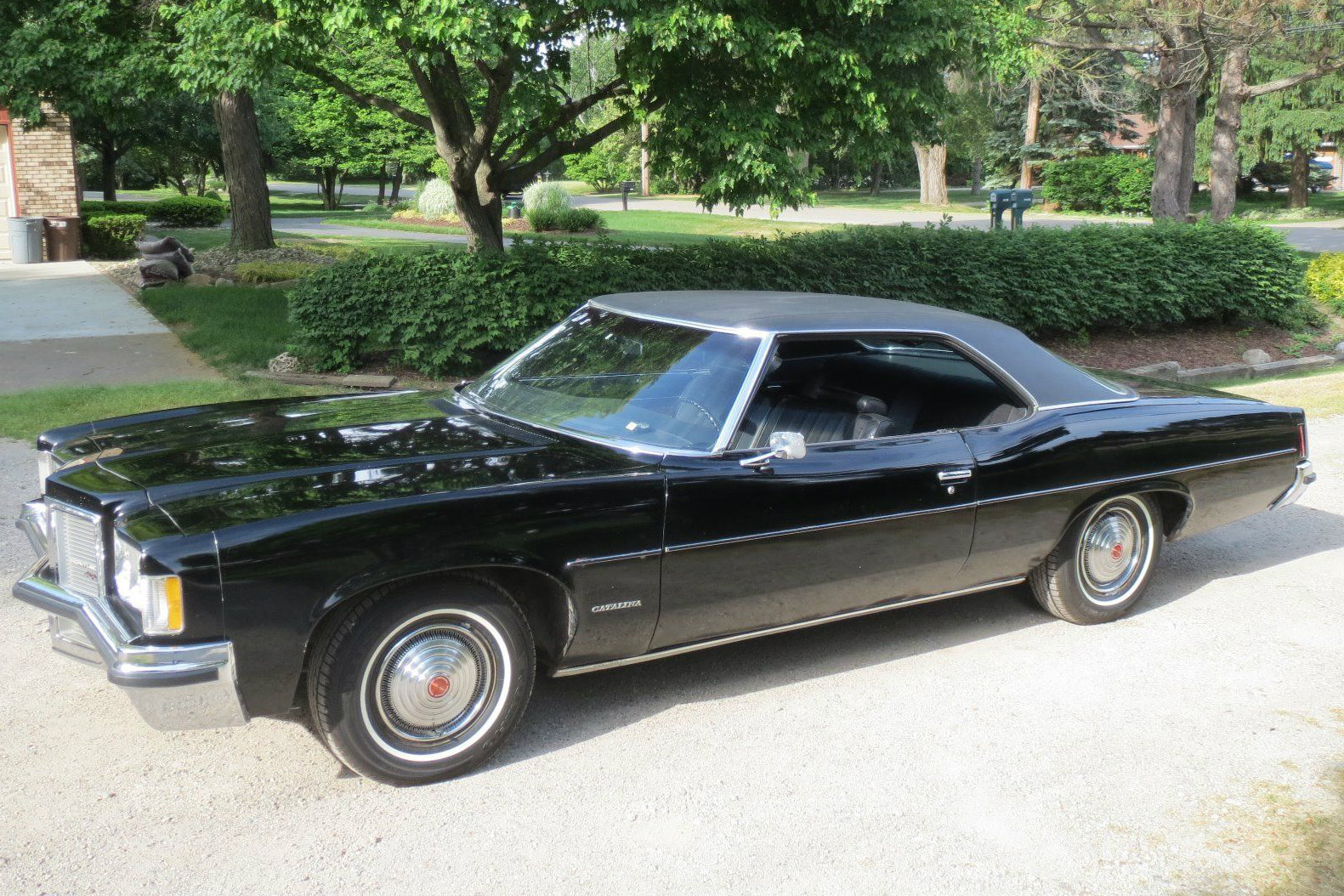 One Family Survivor 1972 Pontiac Catalina