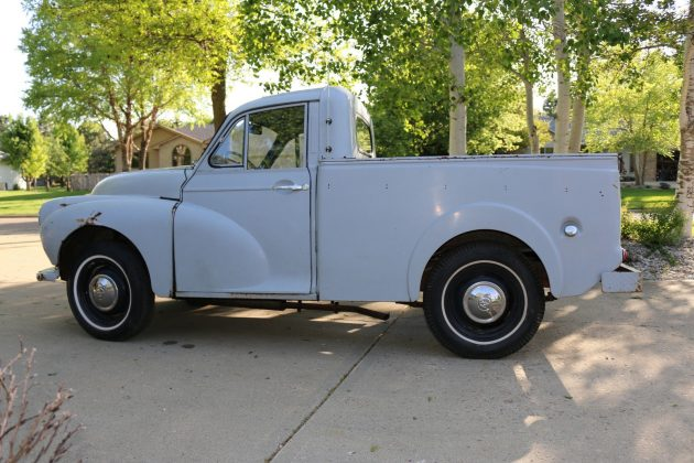 Oxford Car And Truck >> Cute Little Thing: 1960 Morris Minor Pickup