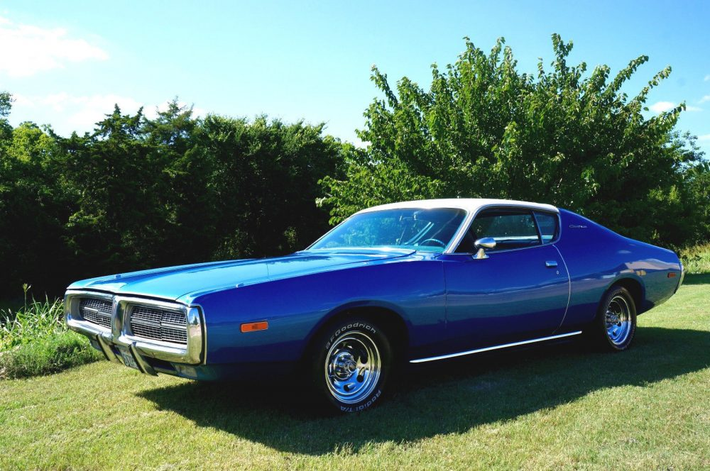 It S Shiny 1972 Dodge Charger