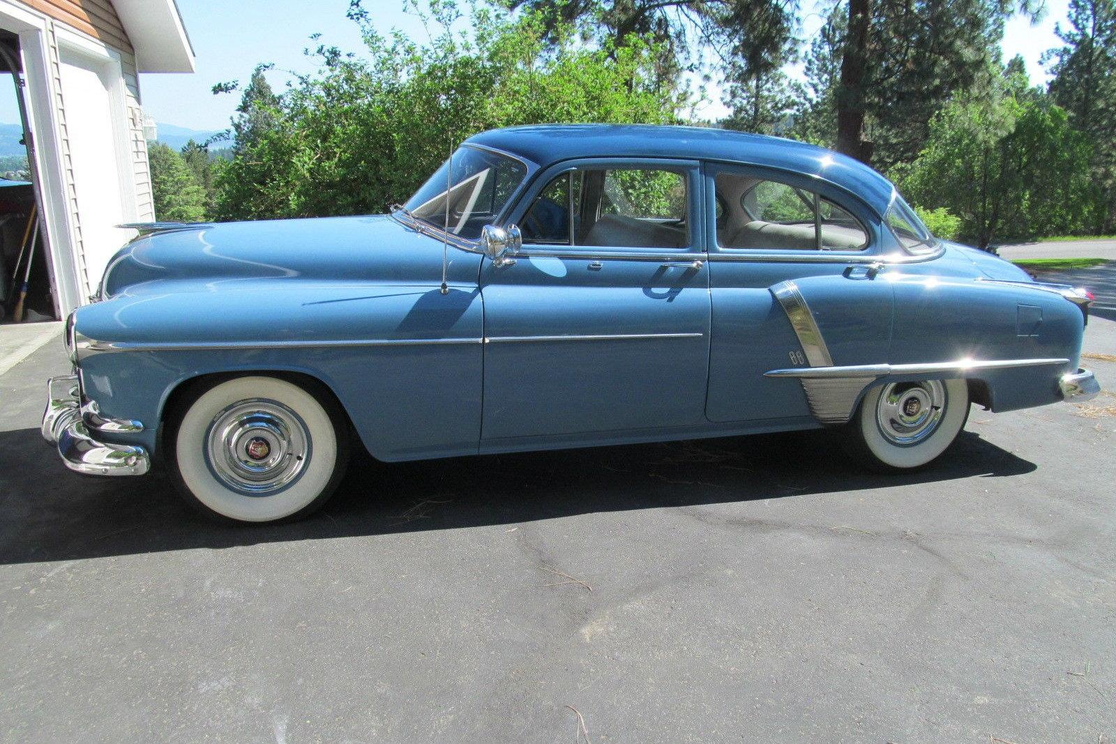 Another Restovivor 1951 Oldsmobile Super 88