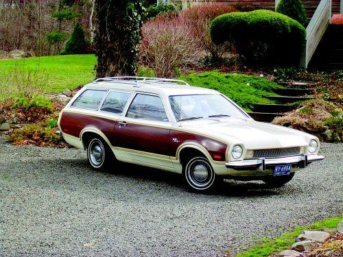Last Of The Breed 1980 Ford Pinto