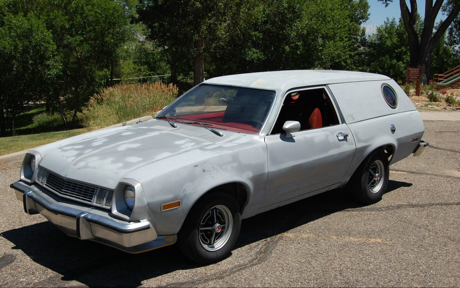 Needs Decals: Ford Pinto Cruising Wagon