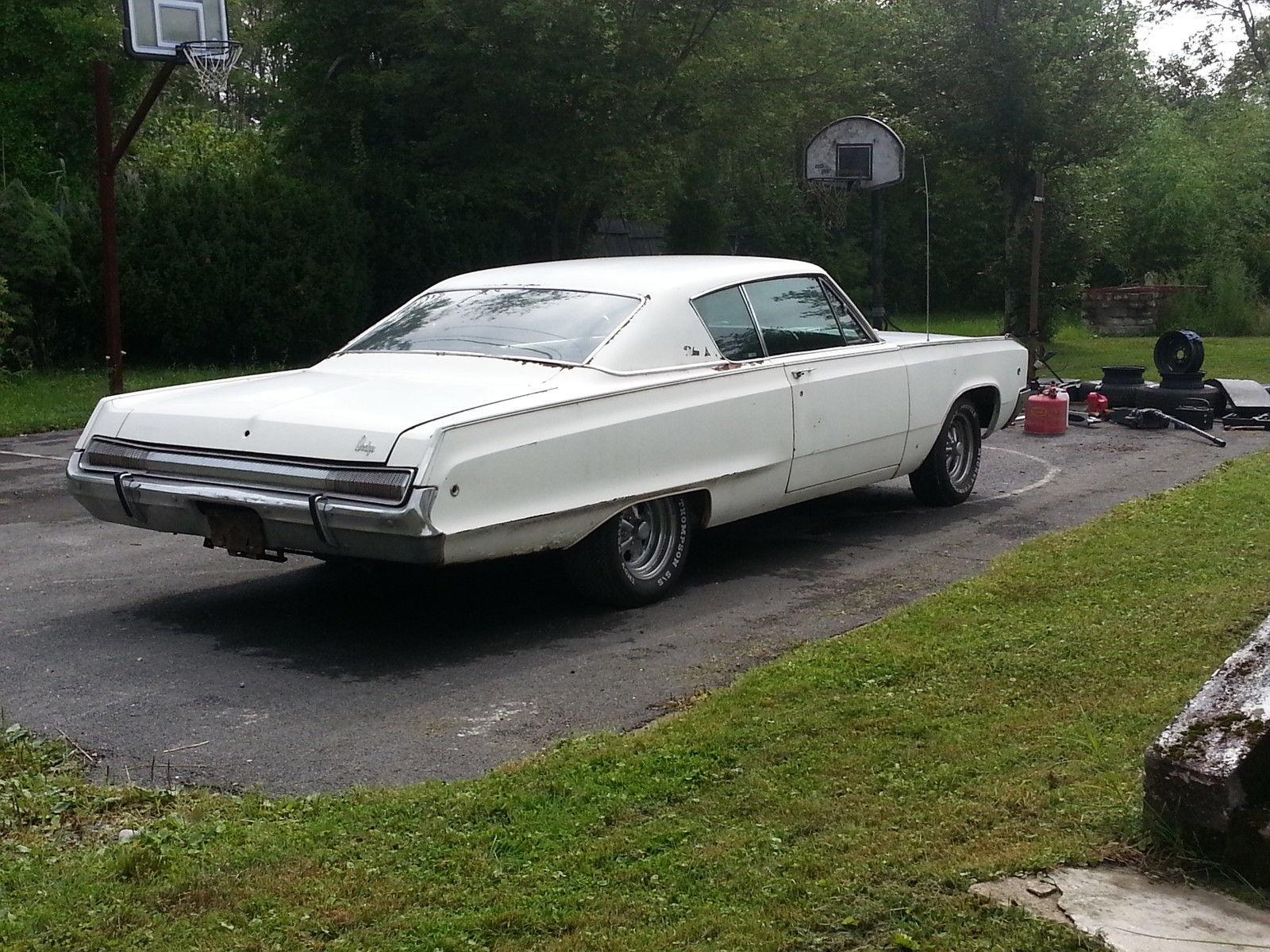 Full Size Mopar: 1968 Dodge Polara
