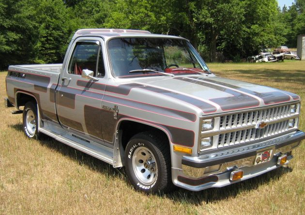 2016 Chevy Monte Carlo >> Rebel with a Cause: 1981 Chevrolet C-10