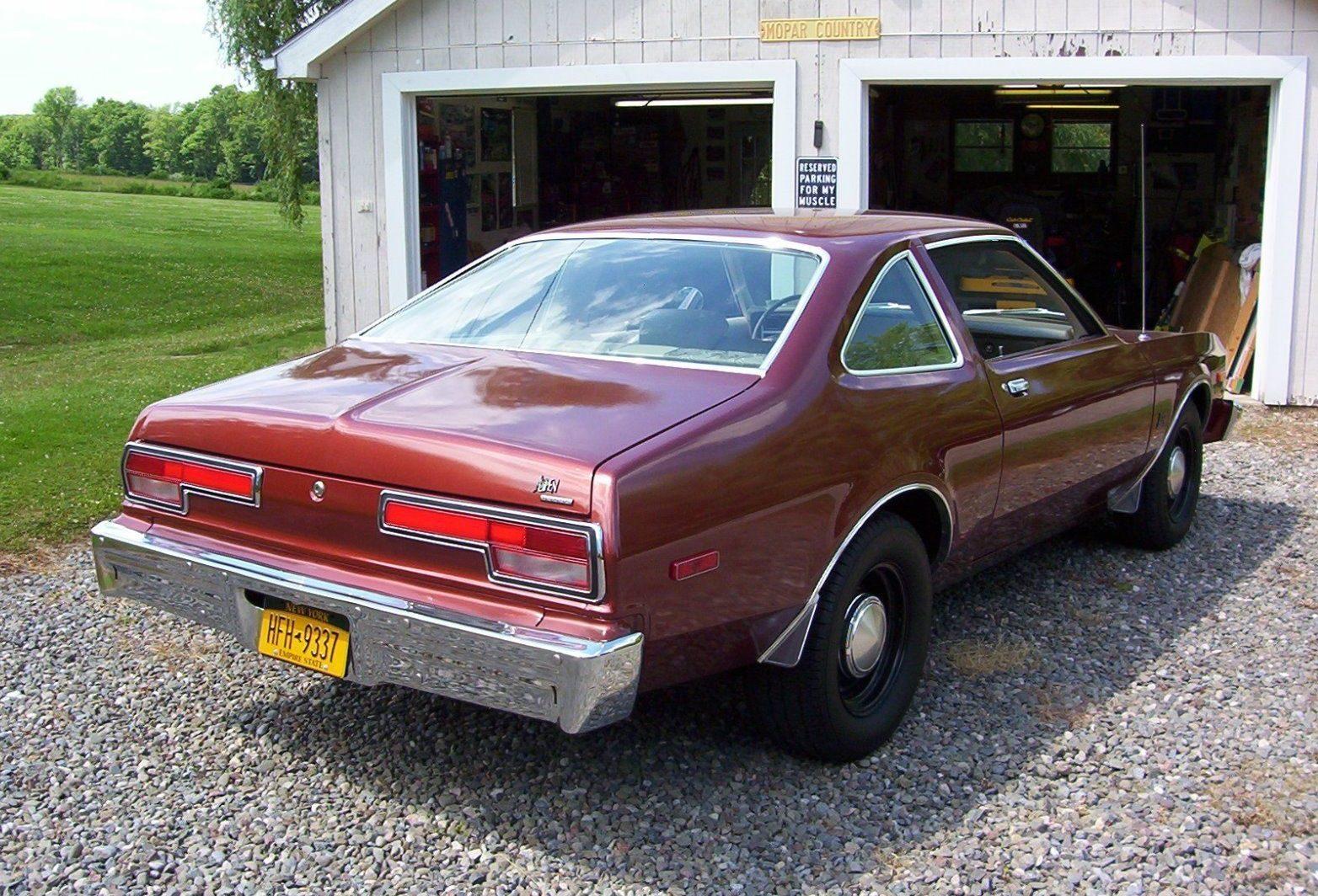 Under 10 000 Miles 1977 Dodge Aspen
