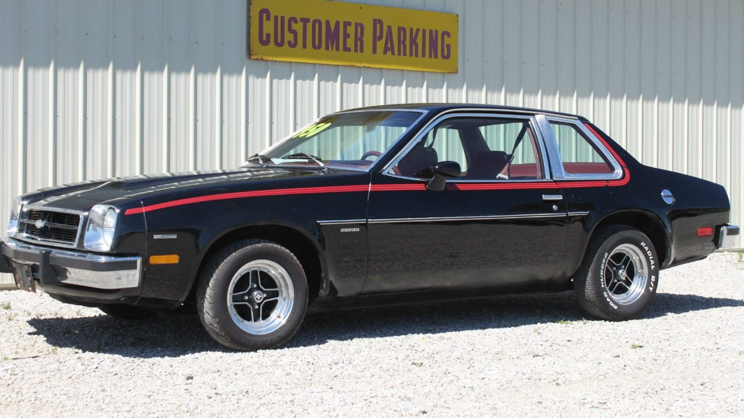 List Of Cars >> Dealer Trade: 1980 Chevy Monza