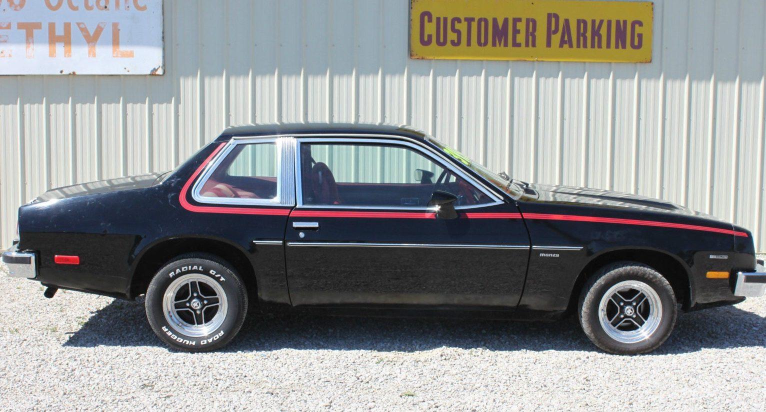 Dealer Trade: 1980 Chevy Monza